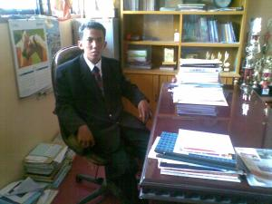 Kepala Dinas Kerohanian HMJ Administrasi Negara